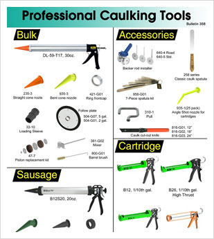 Caulking Equipment