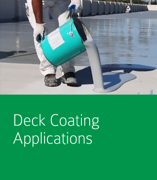 Deck Coating Applications