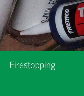 Firestopping